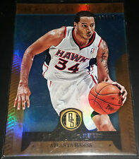 Devin Harris 2012-13 Panini Gold Standard PLATINUM PARALLEL Card (#'d 08/10)