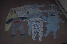 Boys clothes bundle  Sleepsuits Vests  0-3mths....Next  .......good condition