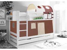 Etagenbett Hochbett Spielbett Kinderbett Jelle 90x200cm Vorhang : Kinderbett vorhang günstig kaufen ebay