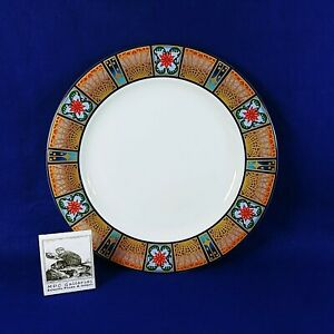 """Serving Platter House of Lloyd 1993 Cathedral Window Christmas Design 12"""""""