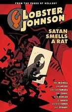 Out of Print Lobster Johnson TPB Vol 3: Satan Smells a Rat (Like New/Very Good)