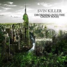 "Svin Killer ""Drowning Into The Green Mass"" CD [UKRAINE TECHNICAL DEATH/GRIND]"