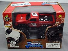 Muscle Machines Nascar Dale Earnhardt Jr. #8 Budweiser 1:43 Scale Monster Truck
