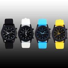 Geneva Quartz (Battery) Round Wristwatches