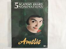 Amelie (Dvd, 2002, 2-Disc Set, Special Edition) Brand New! Still Sealed!