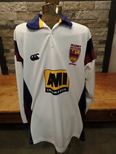 New Zealand Southland Jersey Referees Canterbury CCC Long Sleeve Size XL Nice