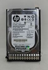 "HP Midline 614829-002 500GB 7200rpm 2.5"" SATA Server Hard Drive MM0500GBKAK NEW"