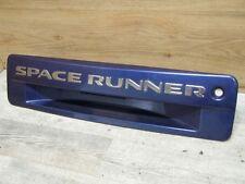 Mitsubishi Space Runner  N50  Blende Heckklappe MR391702