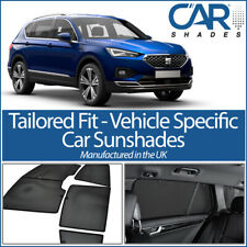 Seat Tarraco 5 Door 2018> CAR WINDOW SUN SHADE BABY SEAT CHILD BOOSTER BLIND UV