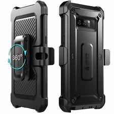 Samsung Galaxy Note 8 UB PRO Supcase Rugged Case Cover & Screen Protector   t5