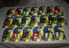 Star Wars POTF2 20 MOC Action Figure lot Power of the Force 2 Kenner 1997 Green