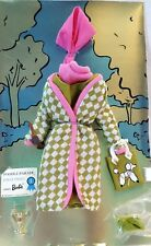 Mattel POODLE PARADE Reproduction REPRO Barbie Doll Fashion 100% Complete NEW