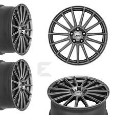 4x 20 Zoll Alufelgen für Alfa Romeo 159 / AEZ Steam graphite (B-7500406)