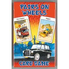 Moderne Kartenspiele mit Auto- & Fahrzeug-Thema
