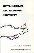 Rethinking Ukrainian History Ivan L. Rudnytsky, John-Paul Himka Paperback
