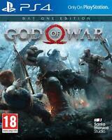 God of War (DayOne UNCUT Edition) (PS4) (NEU & OVP) (Blitzversand)