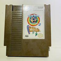 Tiny Toon Adventures 2: Trouble in Wackyland Nintendo Entertainment System NES