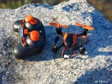 UDI R/C U839 6-Axis-Gyro 2.4GHz Nano Drohne R/C Quadcopter, Orange/Schwarz