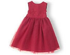 ~NWT 18-24 mos gymboree VICTORIAN CHARM Burgundy HOLIDAY FANCY TULLE DRESS~RARE!
