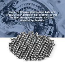200 Pcs 6.35mm 1/4 Zoll Durchmesser G10 Präzision Steel Balls Lager Stahlkugeln