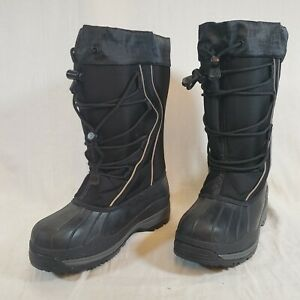 Baffin Polar Proven Ice Field  Womens Boots 4010-0172 Sz 8 Extreme Cold Weather