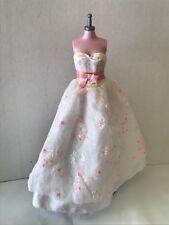 Barbie Pink / White Dress