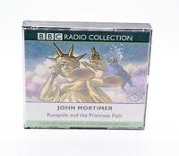 BBC RADIO COLLECTION JOHN MORTIMER RUMPOLE AND THE PRIMROSE PATH Rare 4 CD Album