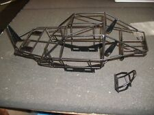 STEEL WRAITH RR10 BOMBER CHASSIS UPGRADE CAGE ROCK CRAWLER RACER BOUNCER