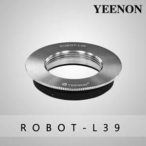 Robot M26 screw mount to Leica screw mount L39 M39 adapter