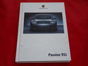 PORSCHE 996 911 Carrera Coupe Cabriolet Targa Hardcover Prospekt Brochure 2002