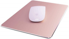 Mouse Pad for Magic Mouse,Vaydeer Aluminum Metal Mouse Pad Premium Ultra Thin &