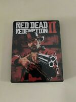 Red Dead redemption 2 Steelbook (Without Game)