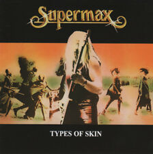 Supermax ‎– Types Of Skin - CD NEW