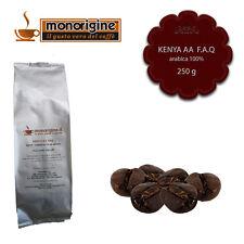 Caffè in Grani Kenya AA TOP 250 gr - Caffè Monorigine Arabica 100%