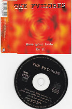 MAXI CD SINGLE 4T THE FAILURES MOVE YOUR BODY DE 1995 MADE IN SWITZERLAND