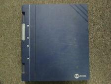 1998- 1999- Saab 9-3 Special Tools News Service Repair Shop Manual FACTORY SET