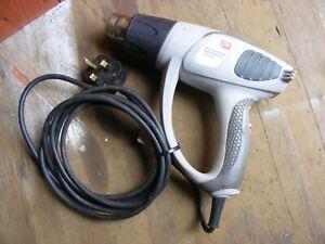 PERFORMANCE POWER 1800WATT HOT AIR HEAT GUN. (07287)