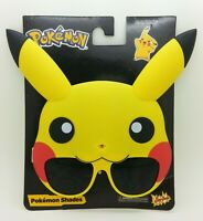 Sun Staches POKEMON SHADES Pikachu Licensed Party Costumes Sunglasses NEW
