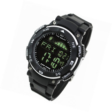 [Lad Weather] Tide Graph 100m Waterproof Moon Phase High & Low Pacer Fishing/Sur