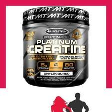 MuscleTech - Platinum 100% Creatine - 400 grams