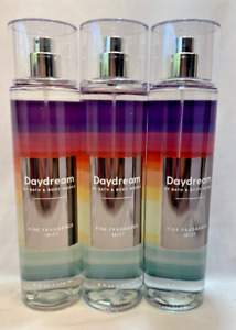 3 DAYDREAM Fine Fragrance Mist Bath & Body Works 8 fl oz