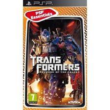 PSP-Transformers: Revenge of the Fallen (Essentials) /PSP  (UK IMPORT)  GAME NEW