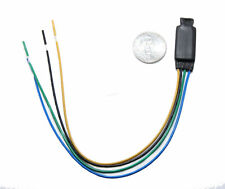 For Alpine INA-W900BT INA-W910 Head Unit Parking Brake Bypass Switch Video Cable