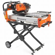 Husqvarna TS70 Ceramic Tile Saw Up to 28-inch Length (Stand Sold Separately)