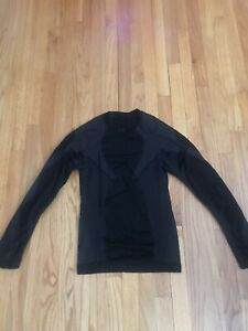 Women's Pearl Izumi Thermal Cycling Long Sleeve Top  Size L 390
