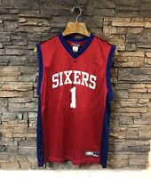 NBA Sixers 76er's Michael Carter-Williams Jersey Size Large