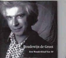 Boudewijn de Groot-een wonderkind Van 50 cd single
