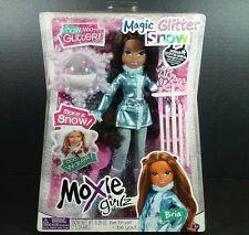 Moxie Girlz Doll Bria Magic Glitter Winter Snow Play Set Clothe Accessories Gift