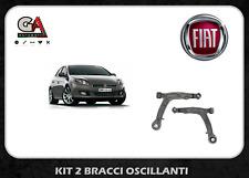 2 BRACCI OSCILLANTI BRACCETTI SOSPENSIONE FIAT BRAVO II 1.4 1.6 1.9 2.0 dal 2007