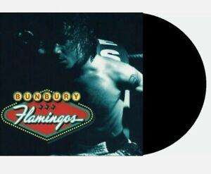 2 LP 2021 BUNBURY - FLAMINGOS - 2 LP + CD -NUEVO Y PRECINTADO PREVENTA 28/5